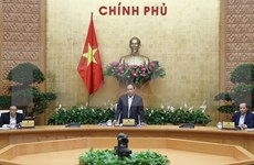Premier vietnamita aboga por asegurar progreso inclusivo e integral