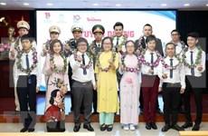 Destacan a 10 jóvenes sobresalientes de Vietnam en 2019