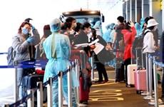 Aeropuerto de Noi Bai suspende recepción de vuelos con ciudadanos vietnamitas desde extranjero