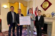 Vietnamita en Reino Unido apoya lucha antiepidémica en tierra natal