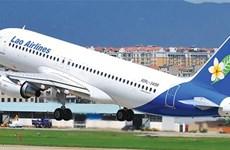 Suspende Lao Airlines vuelos internacionales