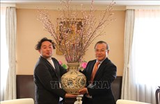 Agradece prefectura japonesa de Fukushima a Vietnam por apoyo posterior al desastre