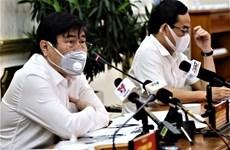 Determina Ciudad Ho Chi Minh contener el número de casos de COVID-19 a menos de 150 personas