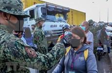 Reportan Indonesia y Filipinas récord en nuevos casos de COVID-19