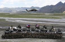 Cancela Estados Unidos simulacro anual a gran escala con Filipinas