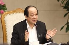 Espera Gobierno de Vietnam acompañamiento del pueblo en lucha contra COVID-19