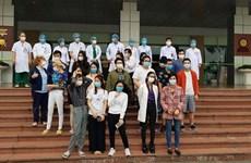 Vietnam suma otros 27 pacientes recuperados del COVID-19