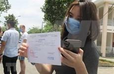 Otros tres pacientes de COVID-19 dados de alta en Vietnam, suman 55 en total