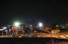 Ocho muertos por accidente de aviación en Filipinas