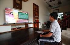 Hanoi impulsa enseñanza por internet ante impactos de COVID-19