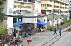 Ofrecen asistencia al Hospital Bach Mai para prevenir epidemia