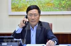 Agradece Japón apoyo de Vietnam a sus ciudadanos ante riesgo de epidemia