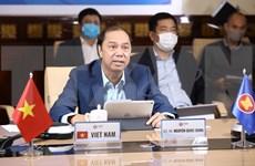 Analiza ASEAN la respuesta a emergencias de salud pública