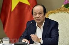 Reforzar medidas de distanciamiento social no significa bloqueo nacional, afirma ministro vietnamita