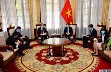 Vietnam y República Checa colaboran para enfrentar la epidemia de COVID-19