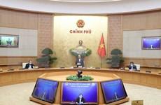 Premier vietnamita insta a mayores esfuerzos para evitar colapso económico