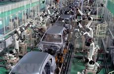 Disminuyen importaciones vietnamitas de automóviles
