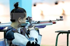 Deportistas vietnamitas por obtener boletos olímpicos a Tokio