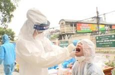 Cuatro nuevos contagios elevan a 222 la cifra de casos confirmados de coronavirus en Vietnam