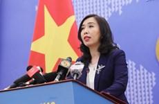 Apoya Vietnam labores de protección ciudadana de representaciones extranjeras