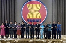 Corea del Sur  promueve una videoconferencia ASEAN + 3 sobre COVID-19