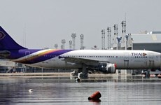 Thai Airways International suspende servicios hasta mayo por COVID-19