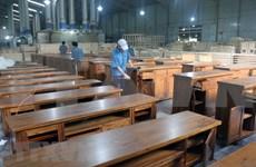 Exportaciones vietnamitas de madera superan dos mil millones de dólares