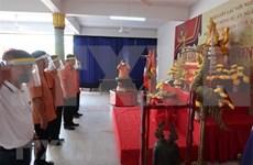 Vietnamitas en Tailandia rinden homenaje a los Reyes Hung