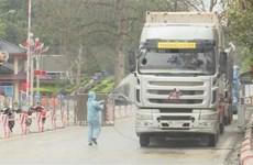 Refuerza Vietnam control de trasporte de mercancías por puertas fronterizas