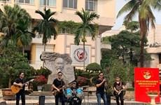 Universidad de Cultura de Hanoi lanza vídeo musical para prevenir el COVID- 19