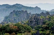 Vietnam apoya a Laos para lograr reconocimiento de reserva natural como Patrimonio de la Humanidad