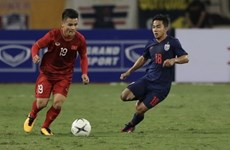 Futbolista vietnamita se incorpora a lucha contra el COVID-19