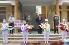 Vietnam confirma 95 casos recuperados del COVID-19
