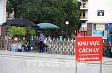 Rastrean datos de taxistas con historial de viaje por el Hospital Bach Mai en Hanoi