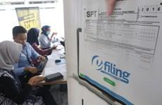 Disminuirán ingresos de presupuestos estatales de Indonesia