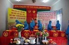 Repatrian restos de 21 combatientes voluntarios vietnamitas en Laos y Camboya