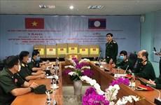 Vietnam envía suministros médicos y expertos a Laos para combatir el COVID-19