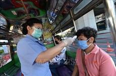 Tailandia detiene a infractores de toque de queda