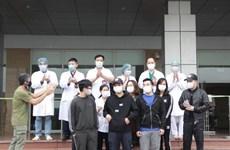 Recuperados  en Vietnam otros 27 pacientes de COVID-19