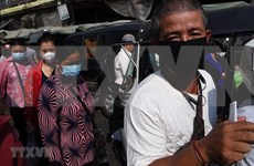Camboya cancela festivales de Año Nuevo