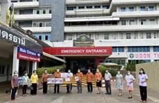 Vietnamitas en Tailandia apoya al gobierno local en combate contra pandemia