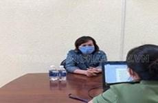 Detienen en Vietnam a responsable de intentar subvertir la administración popular