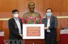 Casi 6,4 millones de dólares recaudados en apoyo a Ministerio de Salud de Vietnam