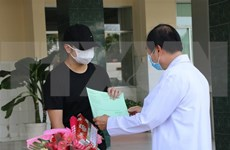 Recuperados en Vietnam otros cuatro pacientes de COVID-19