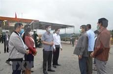 Provincias vietnamitas y laosianas mejoran coordinación en lucha contra el COVID-19