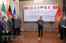 Prensa alemana realza apoyo de Vietnam a países europeos en lucha contra el COVID- 19