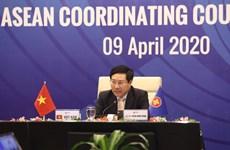 Comparte Vietnam experiencias antiepidémicas con países de ASEAN