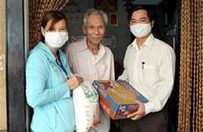 Ciudad vietnamita apoya a residentes y trabajadores de menos recursos en medio de pandemia