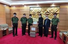 Asociación de Amistad Vietnam- Laos respalda a país vecino en combate contra COVID-19