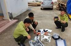 Provincia vietnamita usa aviones no tripulados para patrullar bosques